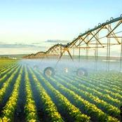 The Role of Irrigation Water in Agriculture Systems