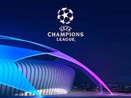The Champions League Draw Results is Finally out.