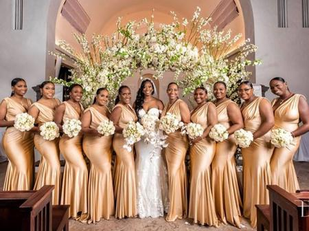 Trendy Outfits Your Bridesmaids Can Slay On Your Special Day