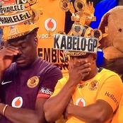 Kaizer disappoints it fans again.💔⚽️