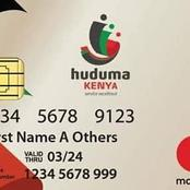 These Are The Details That Will Tell You If A Huduma Namba Message Is Not Fake