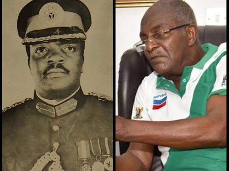 Meet The First Military Governor Of Lagos State, Mobolaji Johnson (PHOTOS)