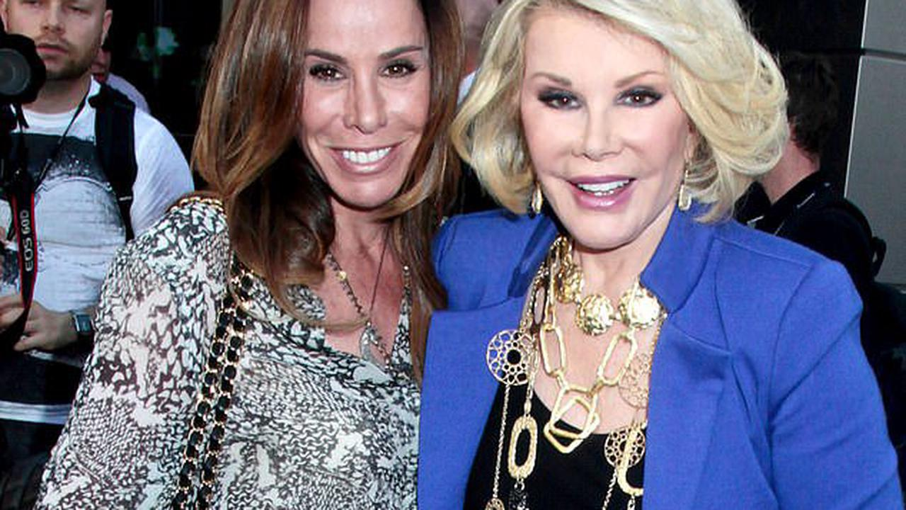 Melissa Rivers claims mother Joan Rivers inspired The Marvelous Mrs. Maisel... but feels 'violated' over the 'lack of acknowledgment' from the Amazon show