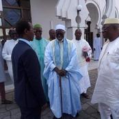 L'hommage émouvant du Père Abekan au défunt président du COSIM, Cheick Mamadou Traoré