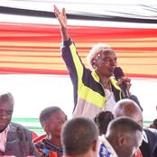 Video:Dirty And Unpresentable ! Kalenjin Artistes Left Out From DPs Visit Told