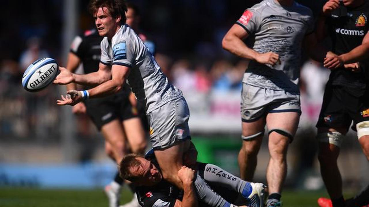 Mercurial fly-half ruled out for Sale Sharks, Alex Sanderson confirms