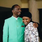Meet Pastor Paul Enenche's first daughter, Deborah Enenche