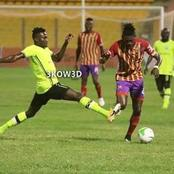 See how Samuel Boadu nearly passed out as Medeama supporters troop to their training pitch
