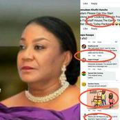 Madam Please Start Packing Your Cooking Utensils From Flagstaff House-Netizens React To First Lady