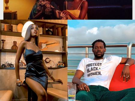 Teminikan Reacts After She Was Accused Of Sleeping With Adekunle Gold, Check Out What She Said