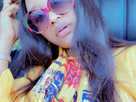 Beautiful Hausa Actress Shares Lovely Photos In Morocco Today