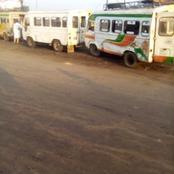 Adjamé : la nouvelle gare des vieux gbakas, très petite pour un grand trafic