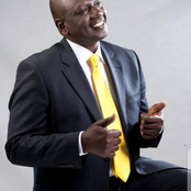 'I Am The Man Being Targeted By President Uhuru Kenyatta' Deputy President William Ruto Claims