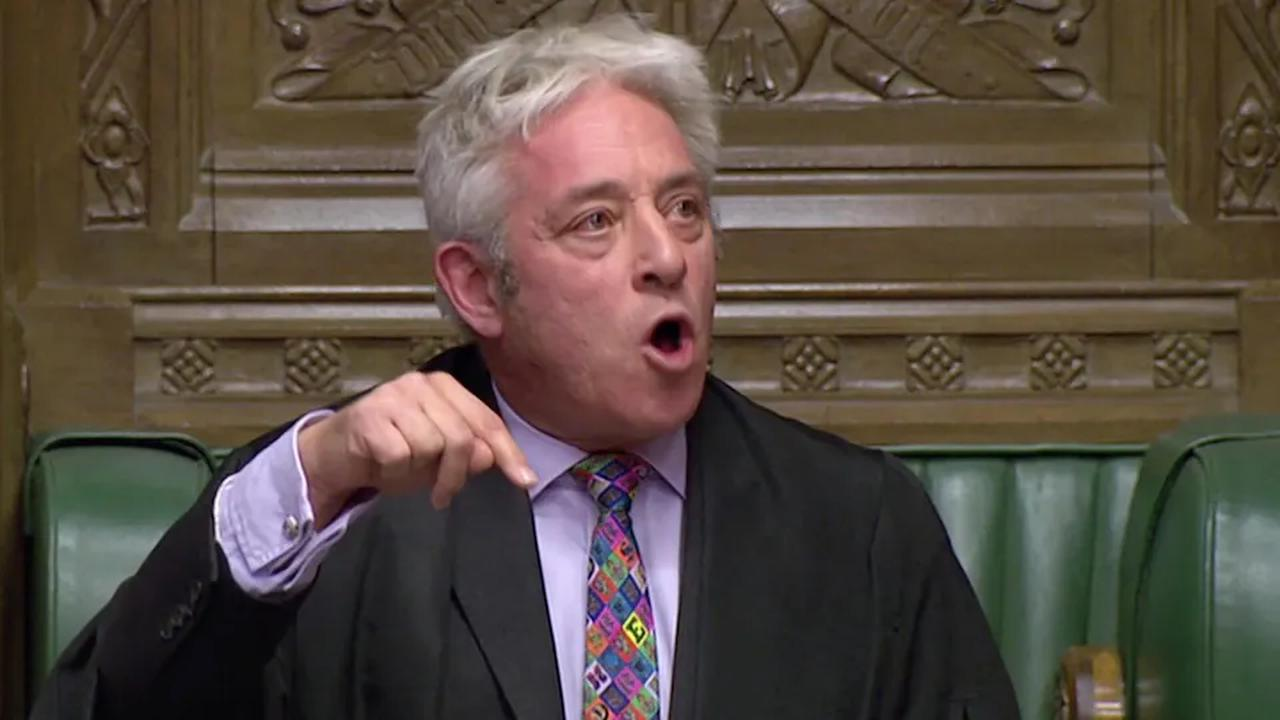 L'ex-président de la Chambre des communes britannique rejoint le Parti travailliste