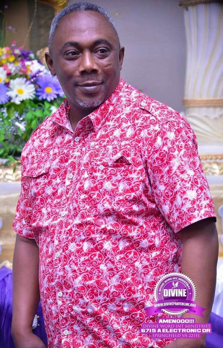 16234f5ac05d94cf164cbb4aa9130684?quality=uhq&resize=720 - Do you remember the veteran Kumawood actor, Apostle John Prah?  See his current noble looks (Photos)