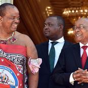 Jacob Zuma Travels To Swaziland