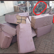SANDF Arrested 39 Illegal Immigrants On Their Way To SA, These Items Were Recovered