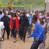 Agboville/ Fleur Esther Ake M'bo, la marche rassurante d'une candidate qui attend sa victoire