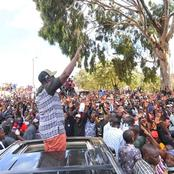 10 Photos of DP Ruto Rally That Made The Day