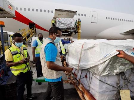 Despite Nigeria's Population, Ghana Receives Covid-19 Vaccine Ahead Of Nigeria