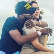 Dbanj's Wife Lineo is so Cute, See Beautiful photos of them together
