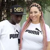 See photos of Patapaa and the girlfriend he got married to