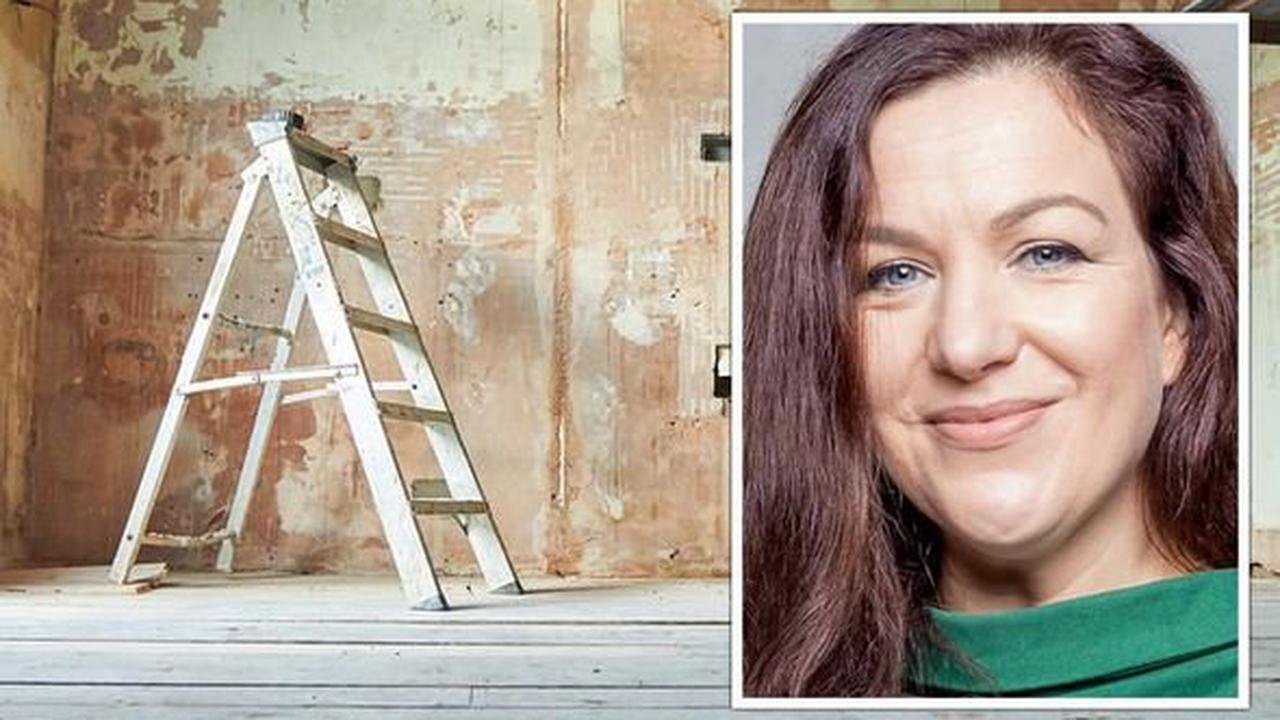 Laura Jane Clark shares three 'key' details to check before renovating home 'on a budget'