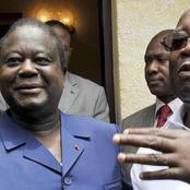 Henri Konan Bédié favorable au retour de Laurent Gbagbo et Charles Blé Goudé en Côte d'Ivoire.