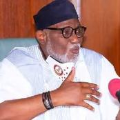 I will embarrass Agboola if he doesn't return government cars and other properties  in his possession - Governor Akeredolu threatens