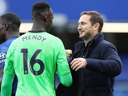 The Goalkeeper Chelsea Wanted to Sign Before Edouard Mendy During The Era of Frank Lampard