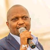 Moses Kuria Reveals How The GEMA Community Plans To 'Surprise' Other Kenyans, Names Their 2022 Pick