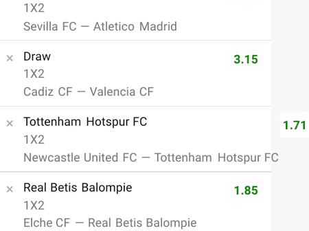 Sunday's 6 Well Analysed Matches To Win Earn You 119K