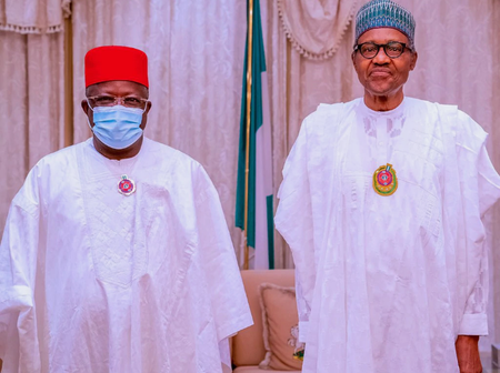 After Governor David Umahi Boasted Again About His New Party, See How Nigerians Reacted Towards It