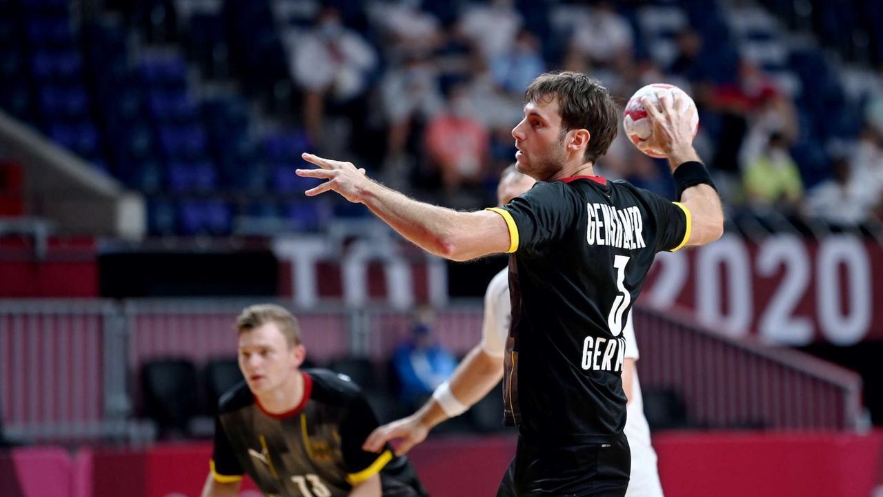 Alle Infos Olympia: Deutsche Handballer heute im Einsatz