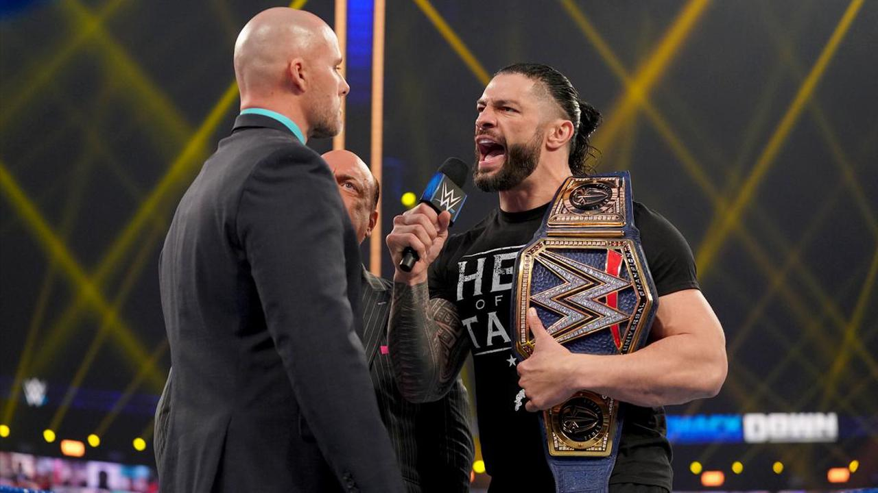 WWE Smackdown on Fox viewership for Christmas night