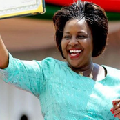 Remember Dr. Joyce Laboso? See her record before she died