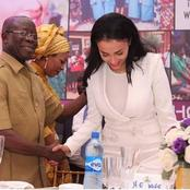 Meet The Wife Of Politician Adams Oshiomhole Who Is A Stunning Beauty. (See Photos).