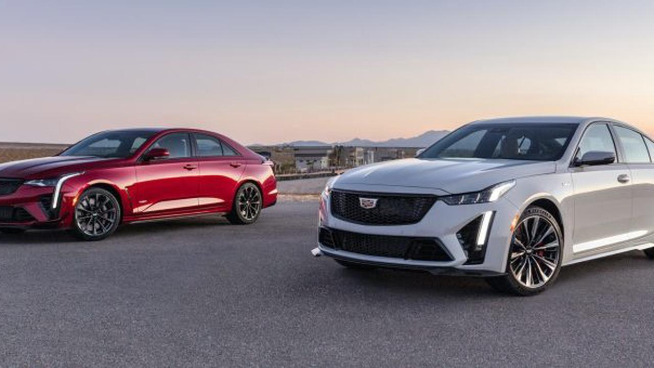 Cadillac CT4 | Automotive News