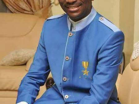 Meet Paul Enenche's Spiritual Son who is also a Pastor-One of his Children Bears Dunamis