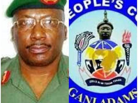After Dambazau Likened OPC and IPOB to Boko Haram, Read What OPC Said To the Former Army Chief