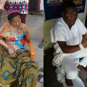 Igbo entertainer Ada Jesus went to ask a Native doctor for forgiveness, See what happened next