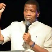 Victory Over Insecurity Is Around The Corner - Adeboye tells El-Rufai