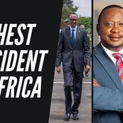 Top 10 Best Earning Presidents In Africa
