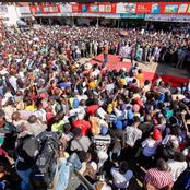 'Our Journey For A Better Kenya Is Unstoppable', Raila Hints At Plans To Take Kenyans To Canaan