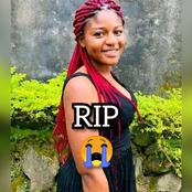 """""""Lady Who Died 5 Days Before Her Wedding Has Been Laid To Rest""""- Read What Killed Her"""