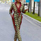 Stylish Ankara outfits for your official look
