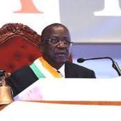 Le président du Sénat, Ahoussou, appelle à une offensive contre les auteurs de fake news