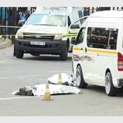 Gunmen arrested for shooting down a taxi owner