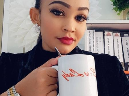 Hot or Not? This is the Outfit Zari Hassan wore to work today