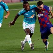 Ligue des champions: qui pourra détrôner Lionel Messi ?